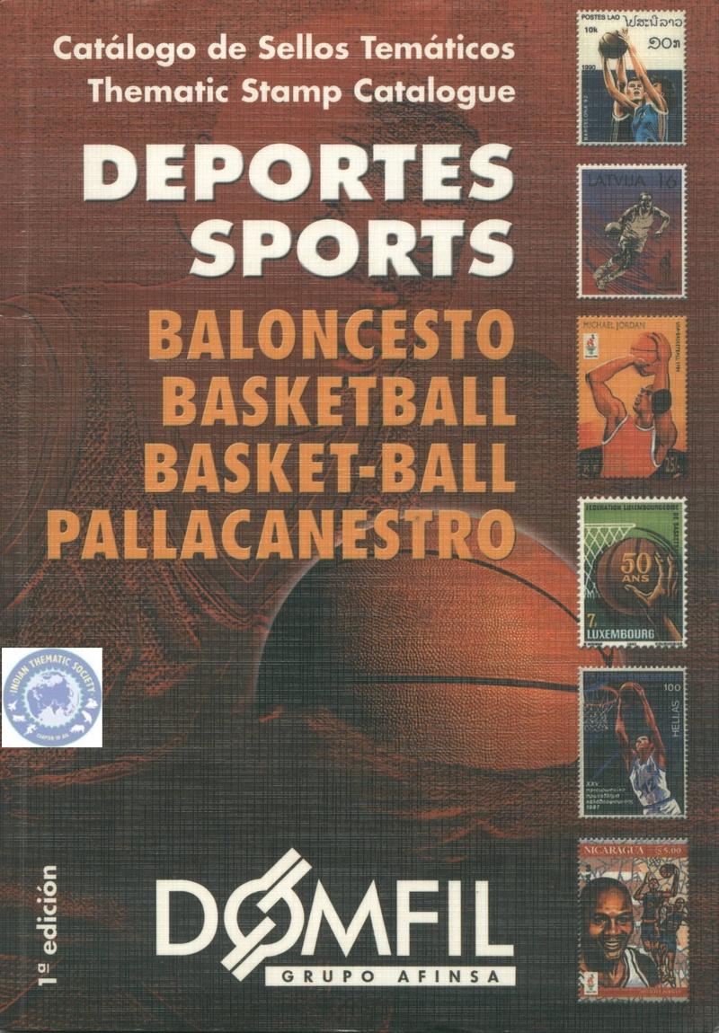Basketball - illustrated catalogue