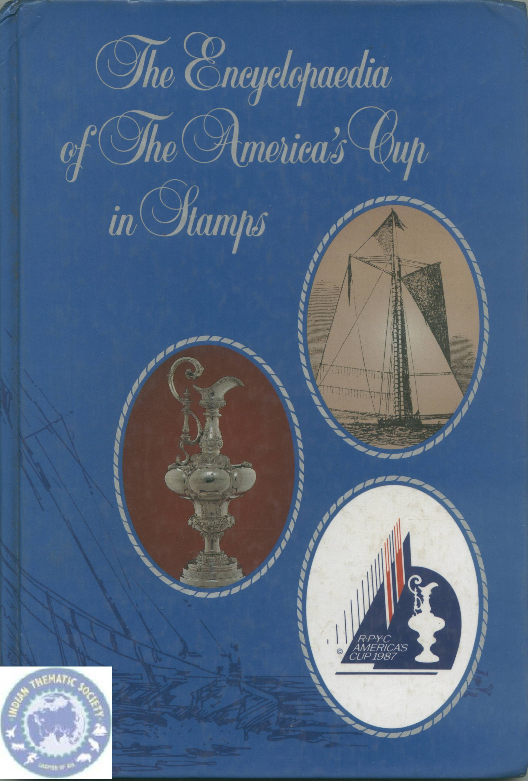 The Encyclopedia of the America Cup in stamps