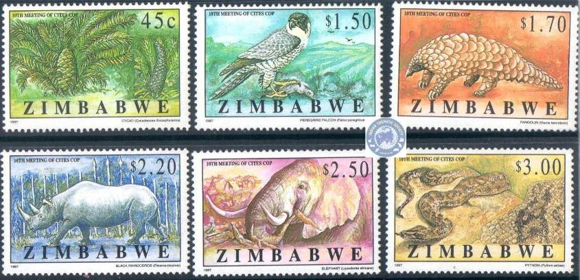 Lot No.134_70 Zimbabwe